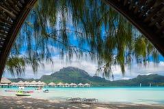 Bora Bora стоковая фотография rf