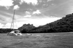 Bora Bora royalty free stock image