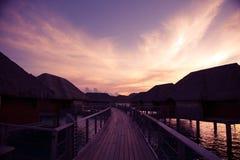 Bora Bora Lizenzfreies Stockbild