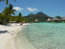 Bora Bora Photo stock