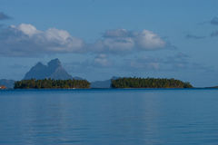 Bora Bora 9967 Royalty-vrije Stock Foto