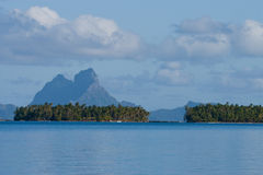 Bora-Bora 9969 Royalty Free Stock Photo