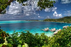 Bora Bora Royalty Free Stock Photos