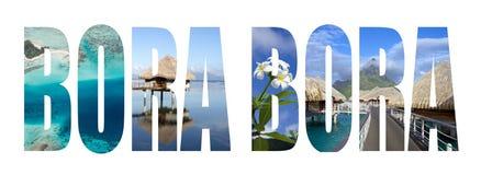 Bora Bora Stock Image