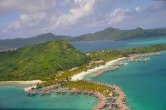 Bora Bora, french polynesia Stock Images