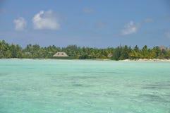 Bora Bora, french polynesia Royalty Free Stock Image