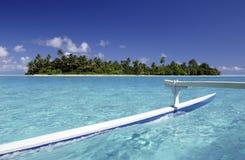 Bora Bora - French Polynesia - South Pacific Royalty Free Stock Image