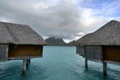 Bora-Bora Idyllic Paradise Island imagen de archivo libre de regalías