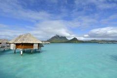 Bora-Bora Idyllic Paradise Island lizenzfreie stockfotografie
