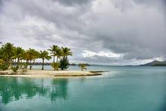 Bora-Bora Idyllic Paradise Island foto de archivo libre de regalías