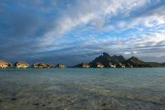 Bora-Bora Idyllic Paradise Island foto de stock royalty free