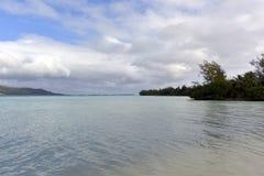 Bora-Bora Idyllic Paradise Island Stock Images