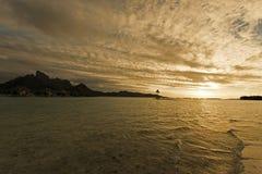 Bora-Bora Idyllic Paradise Island Royalty Free Stock Image