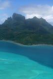 Bora bora island royalty free stock images