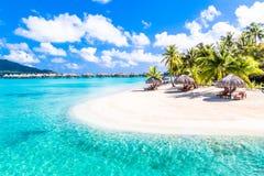 Bora Bora Island, Französisch-Polynesien lizenzfreie stockbilder