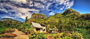 Bora Bora, Polinesia francesa imágenes de archivo libres de regalías