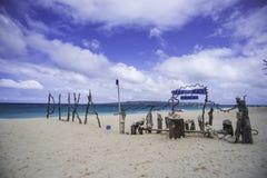 Boracay beach Stock Image