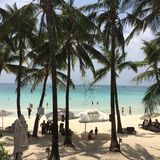 Boracay Beach Royalty Free Stock Images