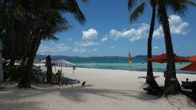 Boracay. Escapade unwind beach side Stock Photos