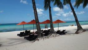 Boracay. Escapade unwind beach side Royalty Free Stock Image