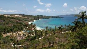 Boracay. Escapade view to zip line Stock Photography