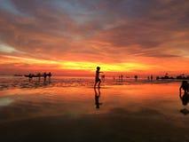 Boracay Filippinerna Fotografering för Bildbyråer