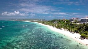 Boracay Ilsand Filippine archivi video