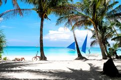 Free Boracay Ilsand Philippines Stock Photo - 139030540