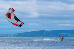 The Boracay internanional funboard cup 28-31 January, 2015. Bora Royalty Free Stock Photos