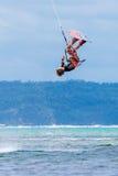 Boracay internanional funboard tasse les 28-31 janvier 2015 Bora Photographie stock libre de droits
