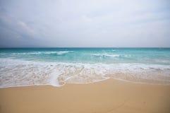 boracay Philippines morza niebo Obrazy Royalty Free