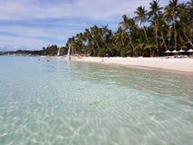Boracay-Strand Lizenzfreies Stockbild