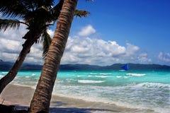 BORACAY strand royalty-vrije stock fotografie