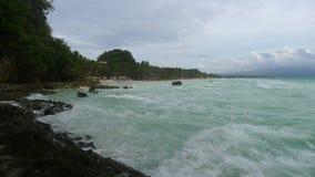 Boracay strand Royaltyfria Foton