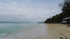 Boracay strand Arkivbilder
