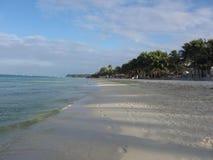 Boracay-Ufer Stockbild