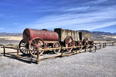 Borax Wagon Stock Photo