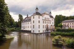 Borbeck Эссен Германия замка Стоковая Фотография RF