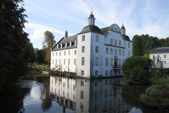 Borbeck slott Royaltyfri Fotografi