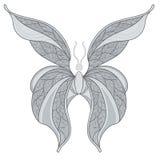 a borboleta é abstrata Imagem de Stock Royalty Free