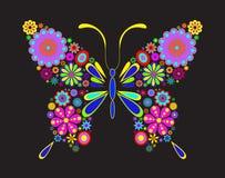 Borboleta Imagem de Stock Royalty Free