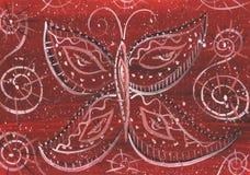 Borboleta ilustração do vetor