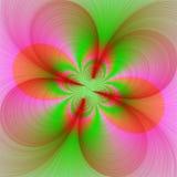 Borboleta - arco-íris. Imagens de Stock Royalty Free