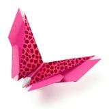 Borboleta de Origami Imagens de Stock Royalty Free