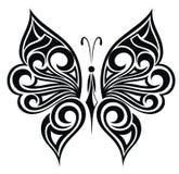 Borboleta da tatuagem Fotos de Stock