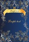 Borboletas alegres Imagens de Stock Royalty Free