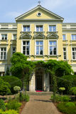 Borch Palace - House of the Archbishops of Warsaw. View from the garden. Royalty Free Stock Images