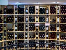 BORDÉUS, GIRONDE/FRANCE - 19 DE SETEMBRO: Vista interior de L'Int Fotografia de Stock