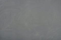 Bord (bord) textuur. Leeg leeg zwart bord met krijtsporen royalty-vrije stock afbeelding