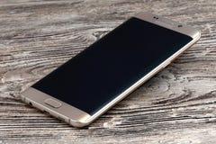 Bord de la galaxie 6 de Samsung plus Photographie stock libre de droits